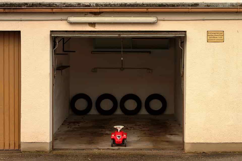 garázs szigetelés